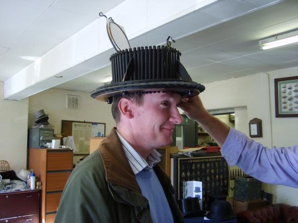 CGMO in head-mapper at Patey