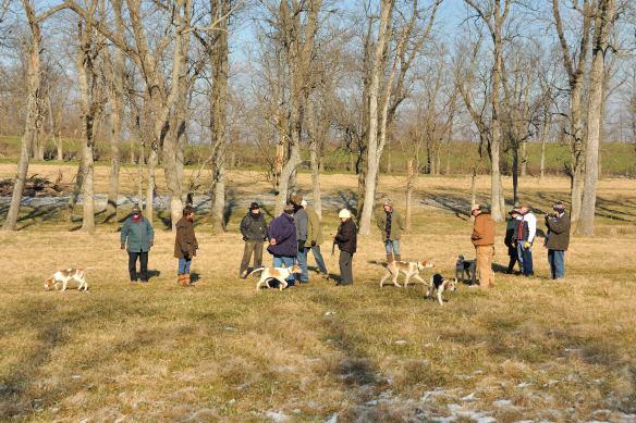 SA puppy walk Brookfield 01-15-12